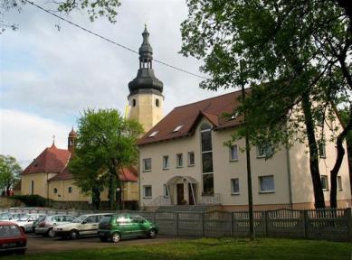 Galeria Otmęcki kościół Wniebowzięcia NMP