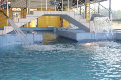 """Galeria Kompleks sportowy """"Delfin"""""""